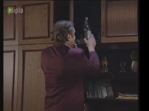 """Kadr z odcinka """"Cicha noc"""""""
