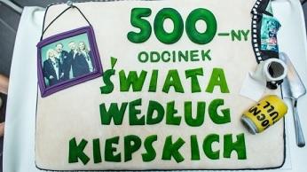 500 spotkań z Kiepskimi